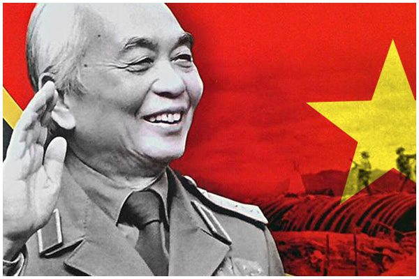 Great Gen. Vo Nguyen Giap