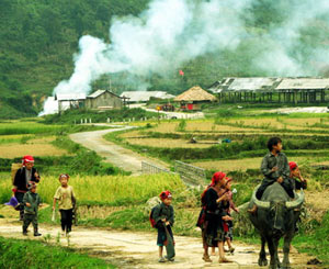 Sapa ranked top ten places to walk
